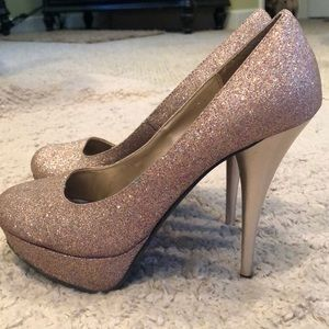 Shoes - Sparkly Candies heels